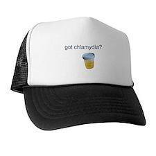 Got Chlamydia? Trucker Hat