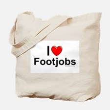 Footjobs Tote Bag