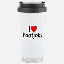 Footjobs Travel Mug