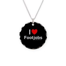 Footjobs Necklace