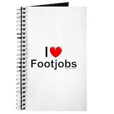 Footjobs Journal