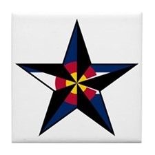 Calirado Star Tile Coaster