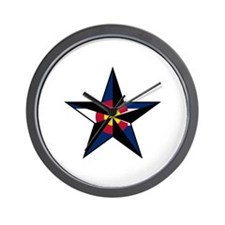 Calirado Star Wall Clock