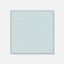 Floral Tiny Blue Flowers Sticker