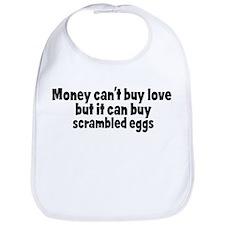 scrambled eggs (money) Bib