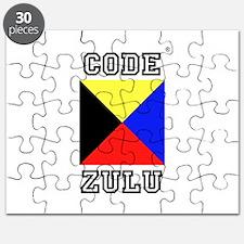 Cute Code zulu Puzzle
