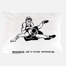 Custom Wrestling Pillow Case