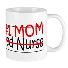 Job Mom RN Mug