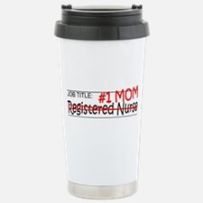 Job Mom RN Travel Mug