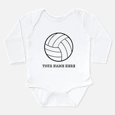 Custom Volleyball Body Suit