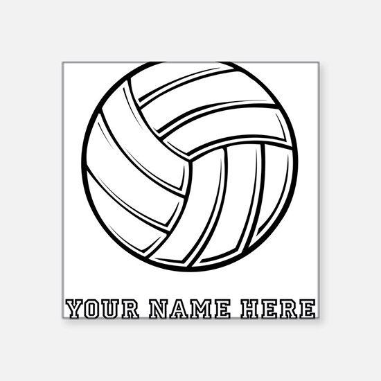 Volleyball Bumper Stickers CafePress - Custom volleyball car magnets