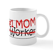 Job Mom Social Worker Mug