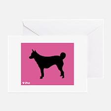 Lundehund iPet Greeting Cards (Pk of 10)