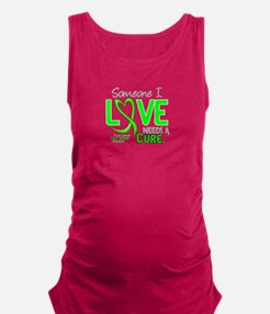 Lyme Disease Needs a Cure 2 Maternity Tank Top