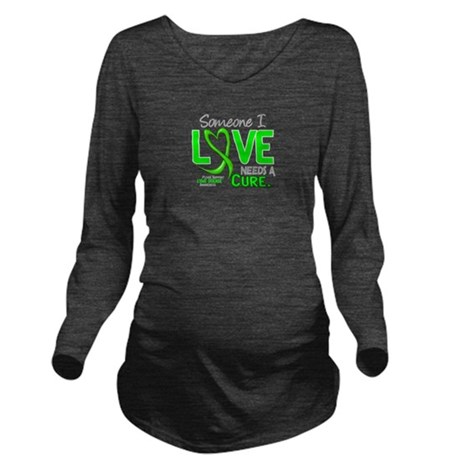 Lyme Disease Needs a Long Sleeve Maternity T-Shirt