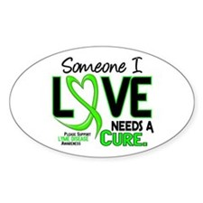 Lyme Disease Needs a Cure 2 Decal