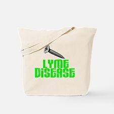 Screw Lyme Disease Tote Bag