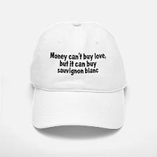 sauvignon blanc (money) Baseball Baseball Cap