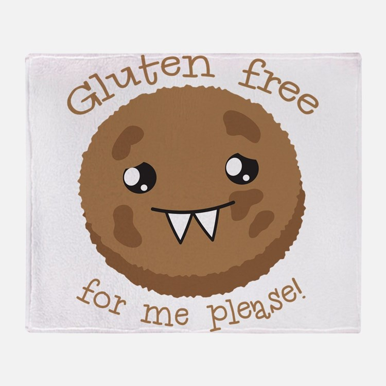 Gluten freee for me Please with a chocolate cookie