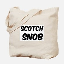 Scotch Tote Bag