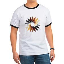 Bear Flower T T-Shirt