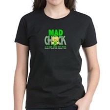 Lyme Disease Mad Chick 1 Tee
