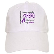 Pancreatic Cancer Heaven Needed Hero 1.1 Baseball Baseball Cap