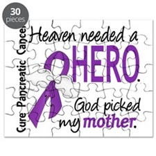 Pancreatic Cancer Heaven Needed Hero 1.1 Puzzle
