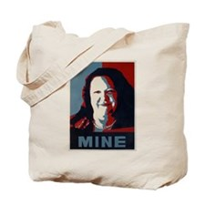 Gina Minehard The Audacity of Mine Tote Bag