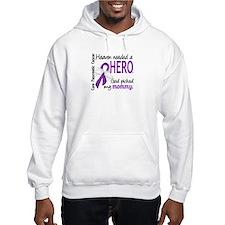 Pancreatic Cancer Heaven Needed Hoodie