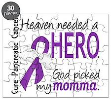 Pancreatic Cancer Heaven Needed Hero 1.1 Puzzle