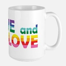 Live Let Love Il Mugs