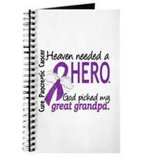 Pancreatic Cancer Heaven Needed Hero 1.1 Journal