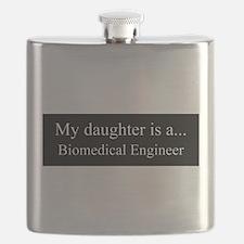 Daughter - Biomedical Engineer Flask