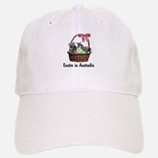 Australian Easter Basket Customizable Baseball Baseball Cap