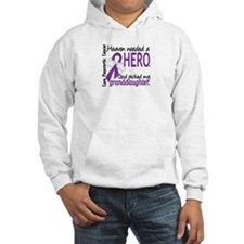 Pancreatic Cancer Heaven Needed Hoodie