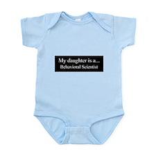 Daughter - Behavioral Scientist Body Suit