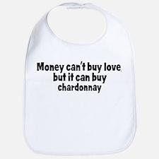 chardonnay (money) Bib