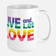 Live Let Love Co Mugs