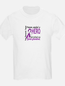 Pancreatic Cancer Heaven Needed T-Shirt