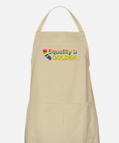 CA Golden Equality Apron