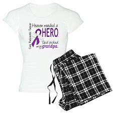 Pancreatic Cancer Heaven Ne Pajamas