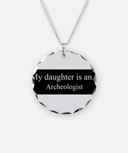 Daughter - Archeologist Necklace