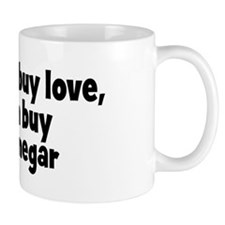 salt and vinegar (money) Mug