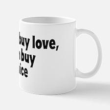 apple juice (money) Mug