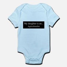 Daughter - Agriculturalist Body Suit