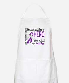 Pancreatic Cancer Heaven Needed Hero 1.1 Apron