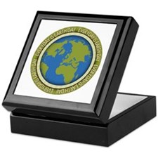 Everyday is Earth Day Keepsake Box