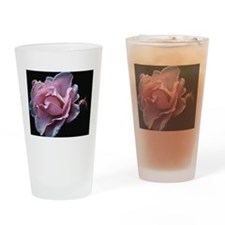 Rose of Love Drinking Glass