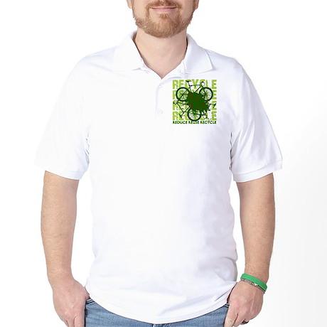 Environmental reCYCLE Golf Shirt